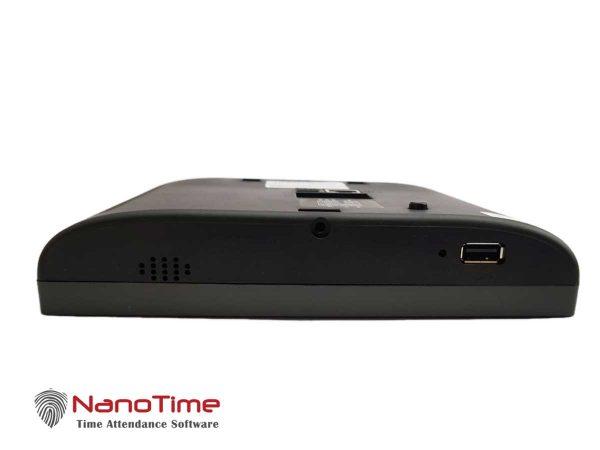 دستگاه حضور و غیاب نانوتایم مدل SILKBIO 101