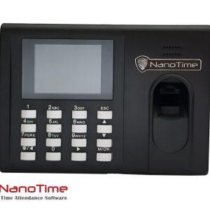 دستگاه حضور و غیاب نانوتایم مدل K30