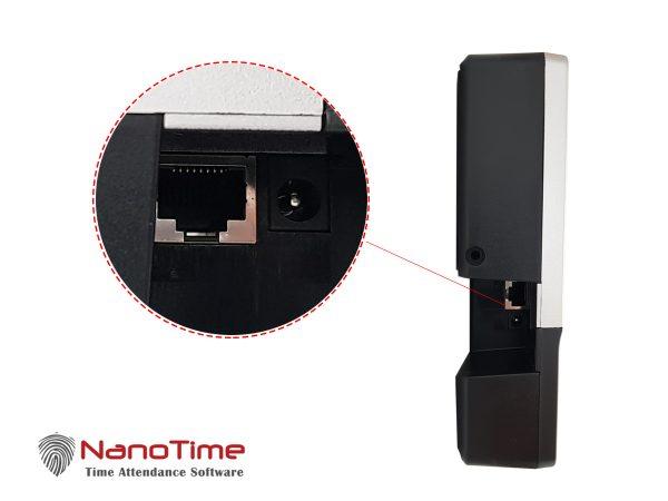 دستگاه حضور و غیاب نانوتایم مدل K40