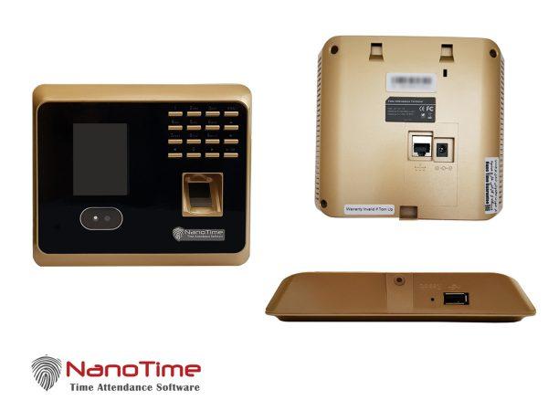 دستگاه حضور و غیاب نانوتایم مدل MB201 GOLD
