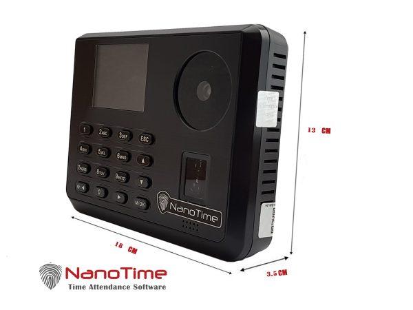 دستگاه حضور و غیاب اثر انگشت و کف دست Palm160